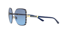 Tory Burch TY6055 32168F MIDNIGHT NAVY/GOLD Size 57