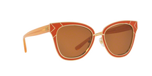 Tory Burch TY6061 326673 VINTAGE ORANGE / GOLD Size 53