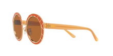 Tory Burch TY6062 326673 VINTAGE ORANGE / GOLD Size 51