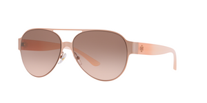 Tory Burch TY6066 325411 ROSE GOLD Size 58