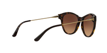Tory Burch TY7093 103313 DARK TORTOISE/GOLD Size 56