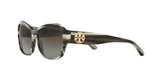 Tory Burch TY7107 10507Z OLIVE HORN Size 57