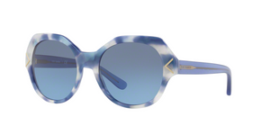 Tory Burch TY7116 17058F BLUE MOONSTONE Size 53