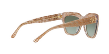 Tory Burch TY7126 17388E CRYSTAL ON RAFFIA Size 53