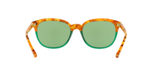 Tory Burch TY7131 1756/2 AMBER TORTOISE / GREEN Size 55
