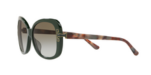 Tory Burch TY7133U 13718E RACING GREEN Size 57