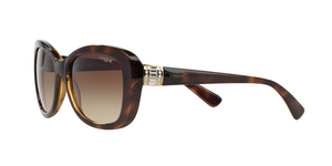 Vogue VO2943SB W65613 DARK HAVANA Size 55