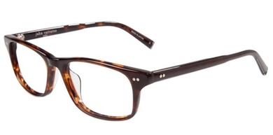 John Varvatos Eyeglasses V202 UF BROWN