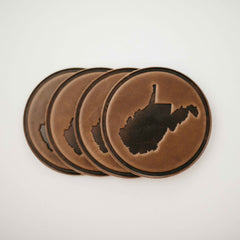 West Virginia Circle Coasters