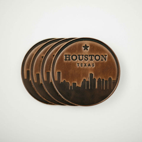 Houston Texas Skyline Coaster