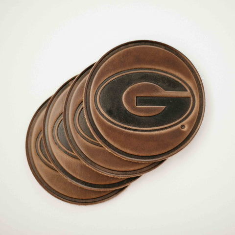 University of Georgia Coaster