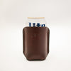 Leather Koozie with Free Monogram
