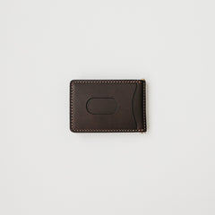 Dark Brown Bar Wallet