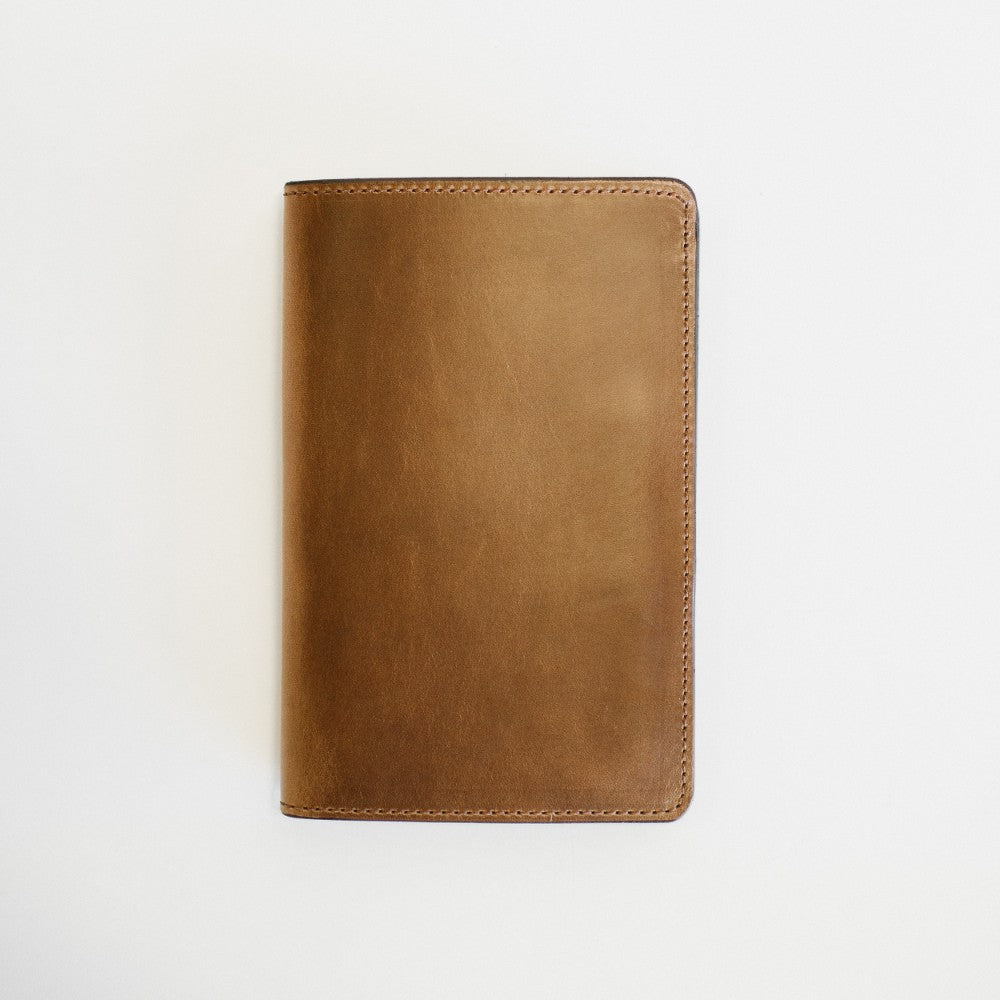 Natural Leather Day Journal