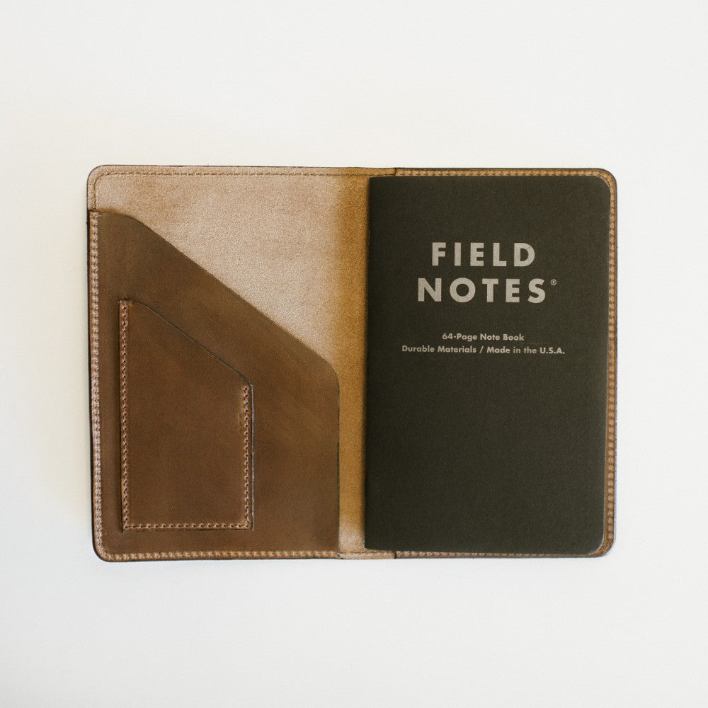 Natural Leather Daybook