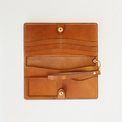 Antique Saddle Everyday Ladies Wallet