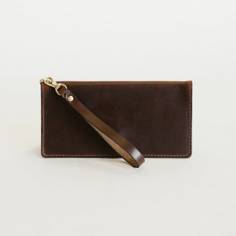 Dark Brown Everyday Wallet