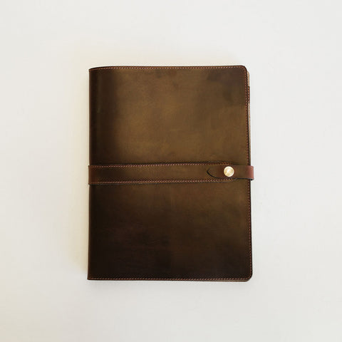Dark Brown Padfolio