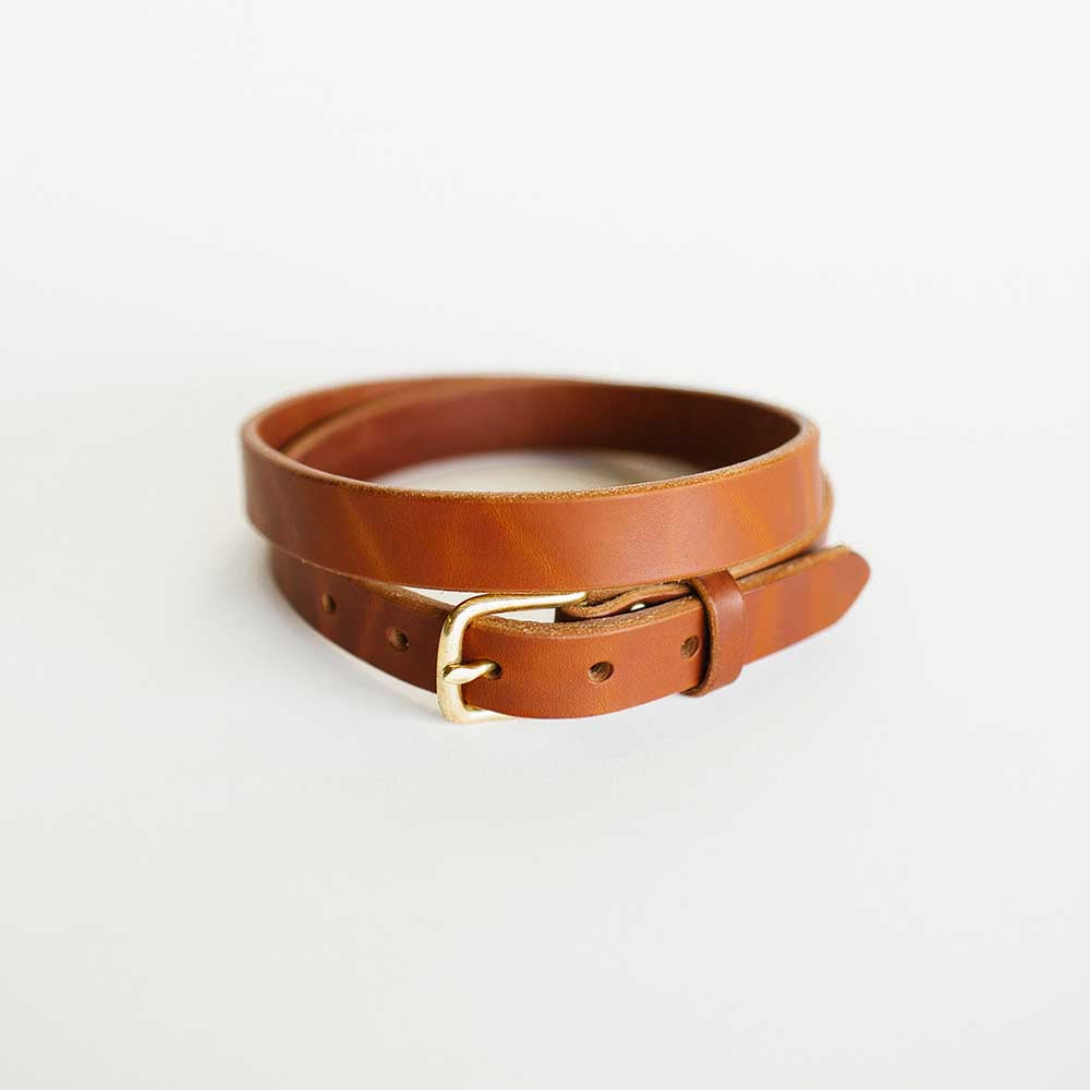 Ladies Antique Saddle Belt