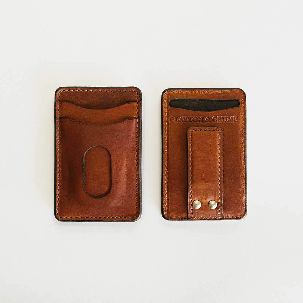 Dublin Money Clip Wallet