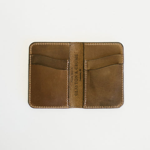 Natural Everyday Bifold Wallet