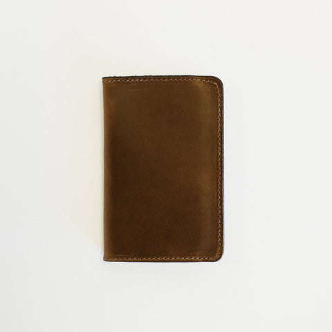 Dark Brown Pocket Journal