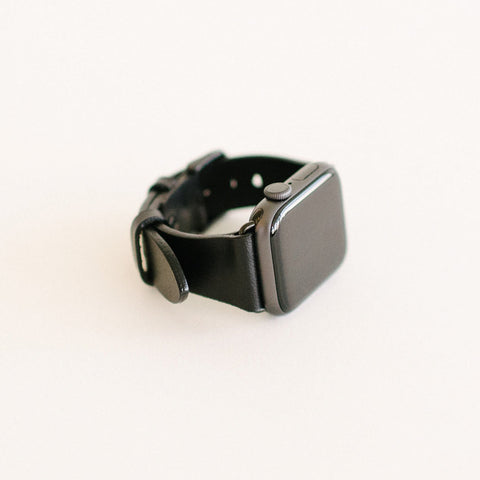 Black Apple Watch Strap 40mm Black