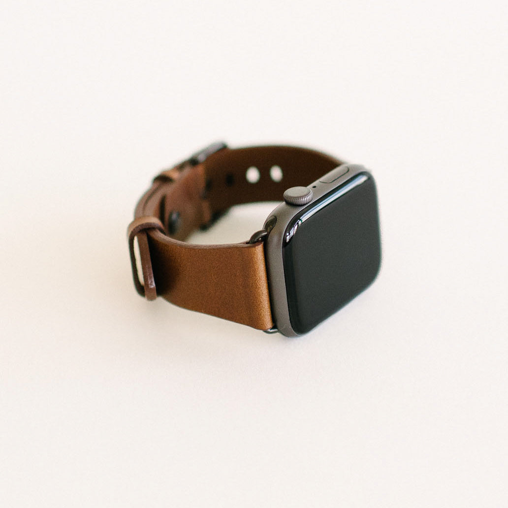 Natural Apple Watch Strap 44mm