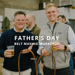 Father's Day Belt Making Class