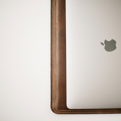 "Natural 16"" MacBook Sleeve"