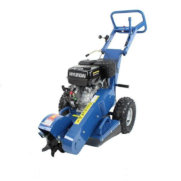 Hyundai HYSG150-2 14hp Petrol 4-Stroke Stump Grinder - HWB Car Parts