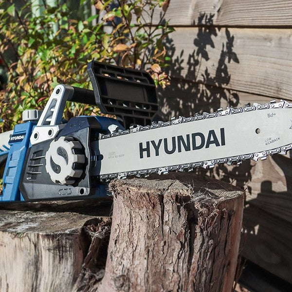 "Hyundai  HYC1600E 1600W / 230V, 14"" bar Electric Chainsaw"