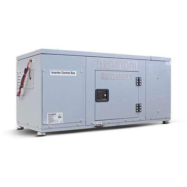 Hyundai DHY14000RVi 14kW Vehicle RV Diesel Generator - HWB Car Parts