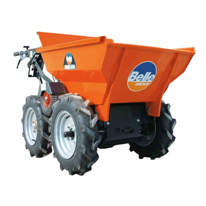 Belle BMD300 300kg payload Heavy Duty 4x4 Mini Wheeled Dumper Power Barrow - HWB Car Parts