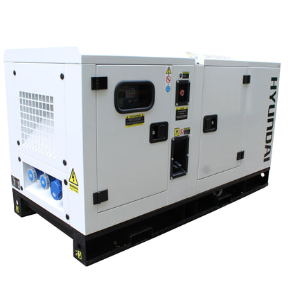 Hyundai DHY18KSEm 22kVA Diesel Generator Single Phase - HWB Car Parts