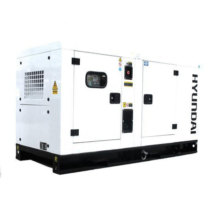 Hyundai DHY35KSEm 1500rpm 45kVA Single Phase Diesel Generator - HWB Car Parts