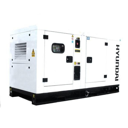 Hyundai DHY65KSE 1500rpm 60kVA Three Phase Diesel Generator - HWB Car Parts