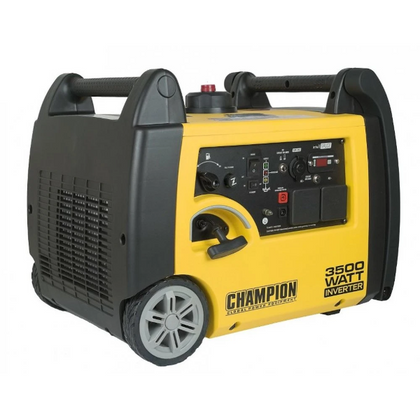 Champion 73001i-E 3400 Watt / 3.4kw Inverter Petrol Generator - HWB Car Parts