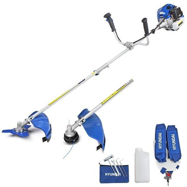 Refurbished Hyundai HYBC5200X 52cc Petrol Grass Trimmer / Strimmer / Brushcutter