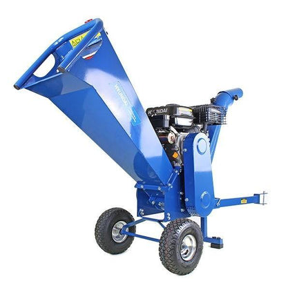 Hyundai HYCH7070E-2 7hp 208cc Electric Start Wood Chipper - HWB Car Parts