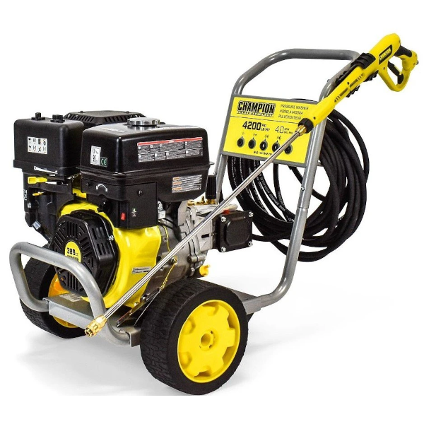 Champion 100386 289 Bar / 4200 PSI / 15.1 Lpm Pressure Washer