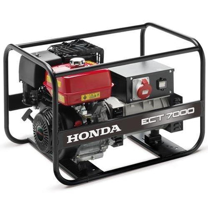 Honda ECT7000 3-Phase 7kw/7kva Induction Generator - HWB Car Parts