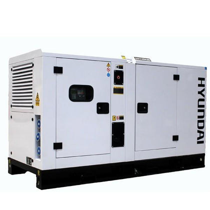 Hyundai DHY45KSE 1500rpm 45kVA Three Phase Diesel Generator - HWB Car Parts