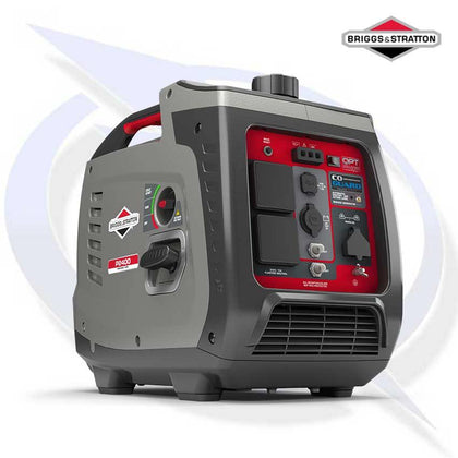 Briggs & Stratton P2400 2.4kw Petrol Inverter Generator - HWB Car Parts