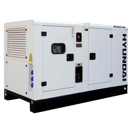 Hyundai DHY34KSE-MULTI 1500rpm 34kVA Multi-Phase Diesel Generator - HWB Car Parts