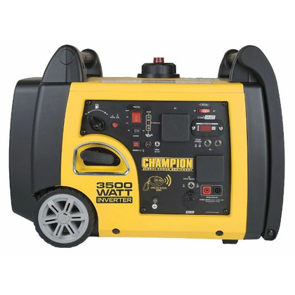 Champion 73001i-P 3400 Watt / 3.4kw Inverter Petrol Generator - HWB Car Parts