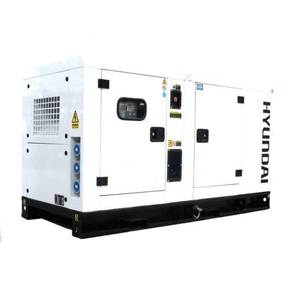 Hyundai DHY34KSE 34kVA 1500rpm Three Phase Diesel Generator - HWB Car Parts
