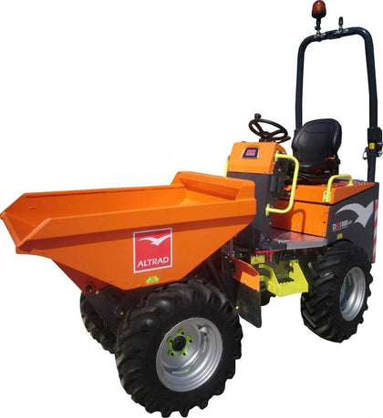 Altrad-Belle DX1000 HT Diesel 1 Tonne High Tip Dumper - HWB Car Parts