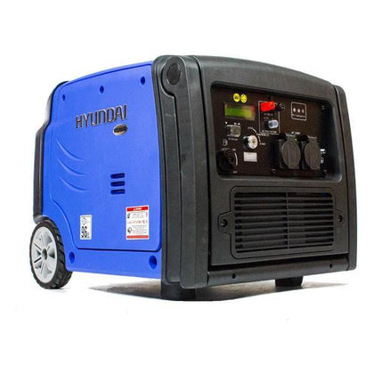 Hyundai HY3200SEi 3200W/3.2kw Portable Inverter Generator - HWB Car Parts