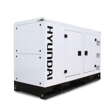 Hyundai DHY85KSE 85kVa/50Hz Three Phase Standby Generator - HWB Car Parts